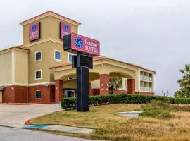 Comfort Suites Galveston, hotel in West End, Galveston