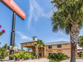 Econo Lodge Inn & Suites Corpus Christi, отель в Корпус-Кристи
