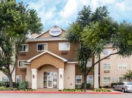 Suburban Extended Stay DFW Airport North, hotel in Lewisville