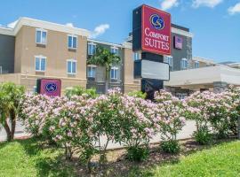 Comfort Suites Near Texas A&M Corpus Christi, отель в Корпус-Кристи