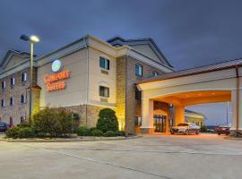 Comfort Suites Lindale, hotel din apropiere   de Golden Park, Lindale