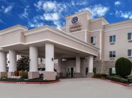 Comfort Suites Houston IAH Airport - Beltway 8, hotel near George Bush Intercontinental Airport - IAH, Houston