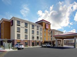 Comfort Suites El Paso West, hotel in El Paso