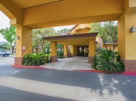 Quality Inn and Suites NRG Park - Medical Center, hotel in Medical Center, Houston