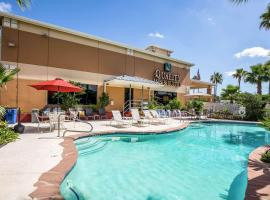 Quality Inn and Suites Seabrook - NASA - Kemah, hotel in Seabrook