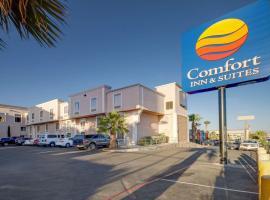 Comfort Inn & Suites I-10 Airport, hotel near El Paso International Airport - ELP, El Paso