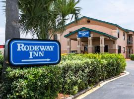 Rodeway Inn - Galveston, hotel in West End, Galveston
