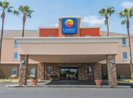 Comfort Inn & Suites Pharr/McAllen, hotel en Pharr