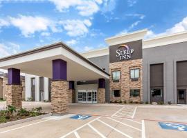 Sleep Inn Dallas Love Field-Medical District, отель в Далласе