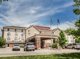 Comfort Suites Airport Salt Lake City, hotel in Salt Lake City
