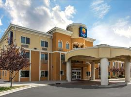 Comfort Inn Ogden near Event Center, hotel in Ogden