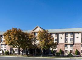 Quality Inn, hotel v destinaci Salt Lake City
