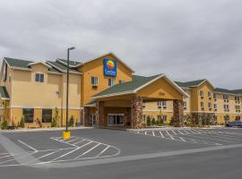 Comfort Inn & Suites Vernal - National Monument Area, hotel in Vernal