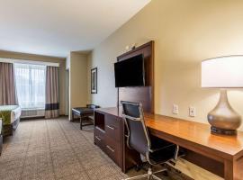 Comfort Suites St George - University Area, hotel v destinaci St. George