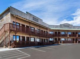 Quality Inn Bryce Canyon Western Resort, Hotel in Panguitch