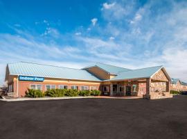 Comfort Inn Green River National Park Area, hotel v destinaci Green River