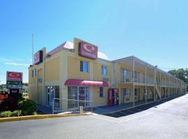 Econo Lodge at Military Circle, hotel near Norfolk International Airport - ORF, Norfolk