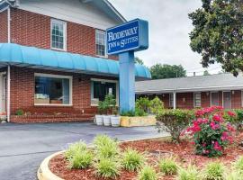 Rodeway Inn & Suites Williamsburg, hotel in Williamsburg
