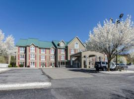 Comfort Inn Wytheville - Fort Chiswell, hotel in Wytheville