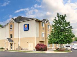 Comfort Inn & Suites Airport Dulles-Gateway, hotel near Washington Dulles International Airport - IAD, Sterling