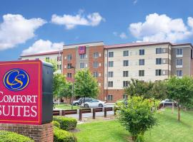 Comfort Suites at Virginia Center Commons, hotel in Richmond