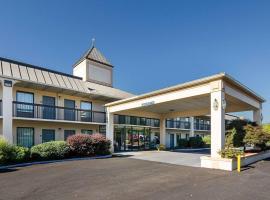 Quality Inn Troutville - Roanoke North, hotel in Troutville