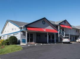 Econo Lodge Rutland City near Hwy 7, hotel in Rutland