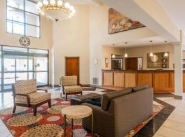 Comfort Inn & Suites South Burlington, hôtel à Burlington