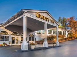 Quality Inn at Quechee Gorge, Hotel in Quechee