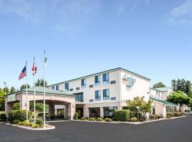 Comfort Inn Bellingham, hotel in Bellingham