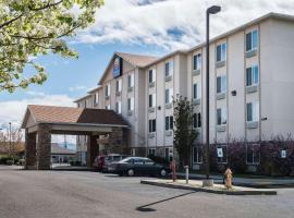 Comfort Inn & Suites Walla Walla, hotel in Walla Walla