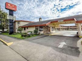 Econo Lodge Inn & Suites Hoquiam, готель у місті Hoquiam