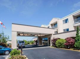 Quality Inn Grand Suites Bellingham, hotel near Bellingham International Airport - BLI,