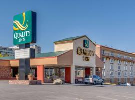 Quality Inn Spokane, Downtown 4th Avenue, hotel near Spokane International Airport - GEG, Spokane
