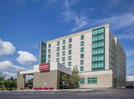 Clarion Suites at The Alliant Energy Center, hotel in Madison
