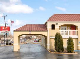 Econo Lodge, hotel v destinaci Huntington