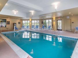 Comfort Inn & Suites Lexington, hotel in Lexington