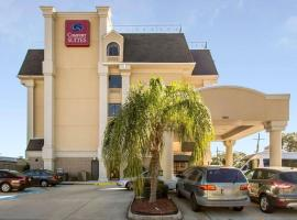 Comfort Suites Kenner, hotel near Treasure Chest Casino, Kenner