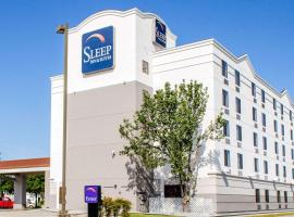 Sleep Inn & Suites Metairie, hotel near Treasure Chest Casino, Metairie