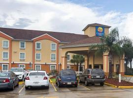 Comfort Inn Marrero-New Orleans West, hotel near Audubon Nature Institute, Marrero