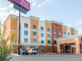 Comfort Suites East Knoxville, hotel in Knoxville
