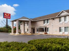 Econo Lodge Inn & Suites Fairview Heights - St Louis, hotel near MidAmerica St. Louis/Scott Air Force Base - BLV, Fairview Heights