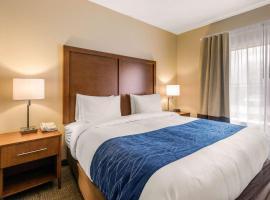 Comfort Inn & Suites IAH Bush Airport – East, hotel near George Bush Intercontinental Airport - IAH, Humble