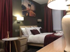 Bede Serviced Apartments, hotel in Coventry
