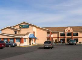 Quality Inn Grand Rapids Near Downtown, hotel near Gerald R. Ford International Airport - GRR, Grand Rapids