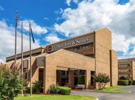 Clarion Inn & Suites, hotel in Tulsa