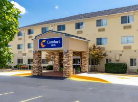 Comfort Inn South Tulsa - Woodland Hills, hotel in Tulsa