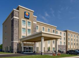 Comfort Inn & Suites - Harrisburg Airport - Hershey South, hotel near Hershey Park, Middletown