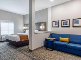 Comfort Suites, hôtel à Grove City