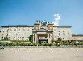 Comfort Inn & Suites Salmon Arm, hotel in Salmon Arm